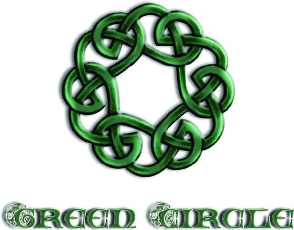 Green Circle Brand Logo Logo With Green Circle